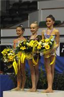 podium Ambre Chaboud