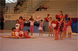 Gymnastes debutantes