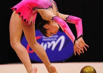 Championnats de France Individuelles 2015