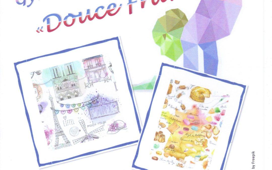 Notre GALA    «Douce France» Samedi 24 Juin au palais des sports