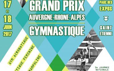 Convocation Grand prix Rhône Alpes Saint Etienne Samedi 17 Juin