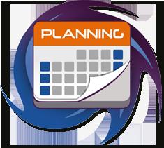 Planning compétition saison 2017 2018