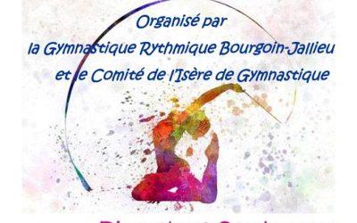 Convocation gymnastes championnat départemental Dimanche 15 Octobre