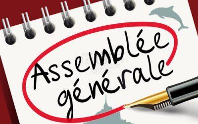 Assemblée générale élective de la GR Bourgoin Jallieu le 1er/12/2017