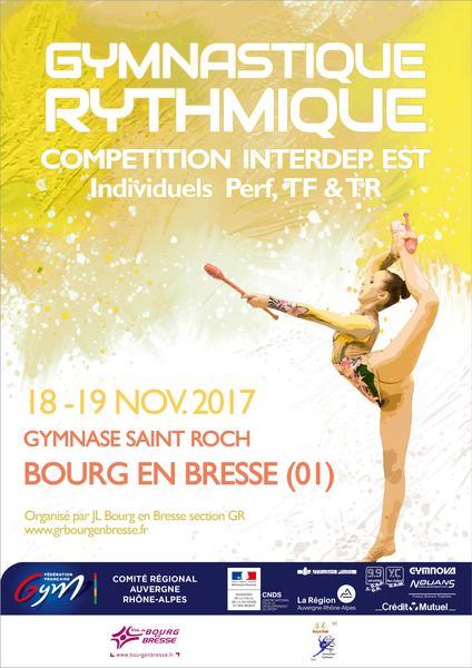 Compétition à Bourg en Bresse 18 et 19 Novembre et entraînements