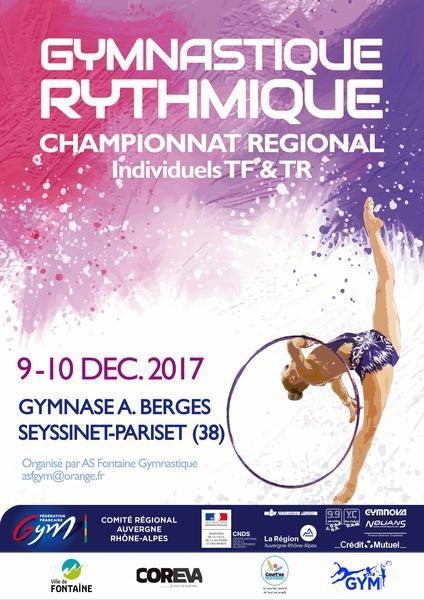 Infos pour le 9 et 10 Décembre 2017 compétition Régionale à Fontaine et revue d'effectif à Paris