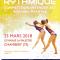 Championnat inter-départemental «Est» à Chambéry Dimanche 25 Mars