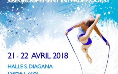 La GRBJ au championnat de France Elite à Rodez et au championnat Régional à Lyon Samedi 21 et Dimanche 22 Avril