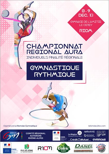 Compétition Régionale 7/9 ans performance  à RIOM