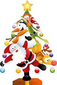 La GRBJ Fête Noël  Vendredi 21 Décembre au gymnase Folliet