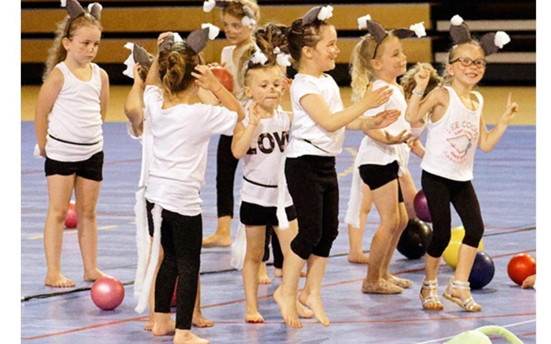 Cours des loisirs et baby gym saison 2020-2021(actualisation cours des baby gym)