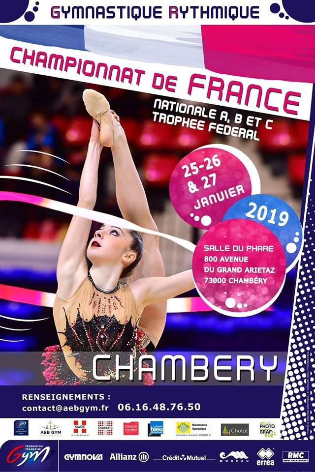 69 affiche championnat de france chambery