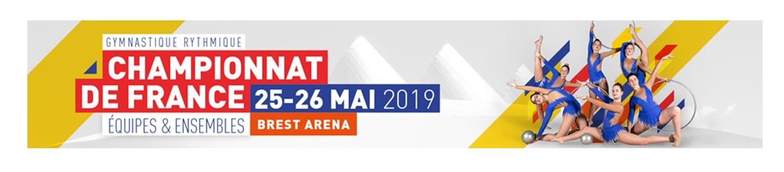 75.2 affiche championnat de France BREST