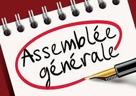 ASSEMBLEES GENERALES Ordinaire et Elective – 8 OCTOBRE 2021