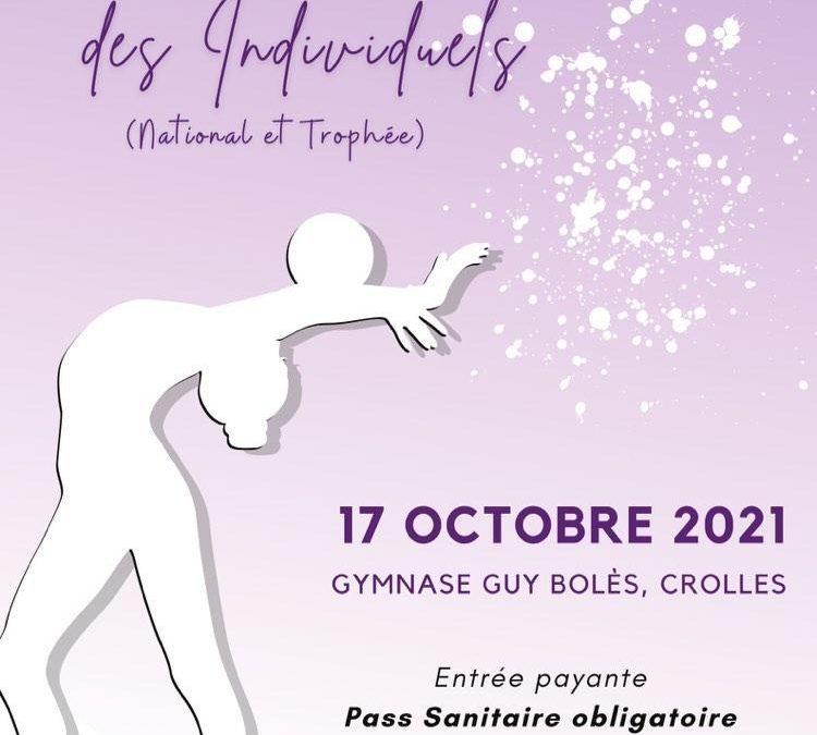CHAMPIONNAT DEPARTEMENTAL DES INDIVIDUELLES – CROLLES – 17/10/2021
